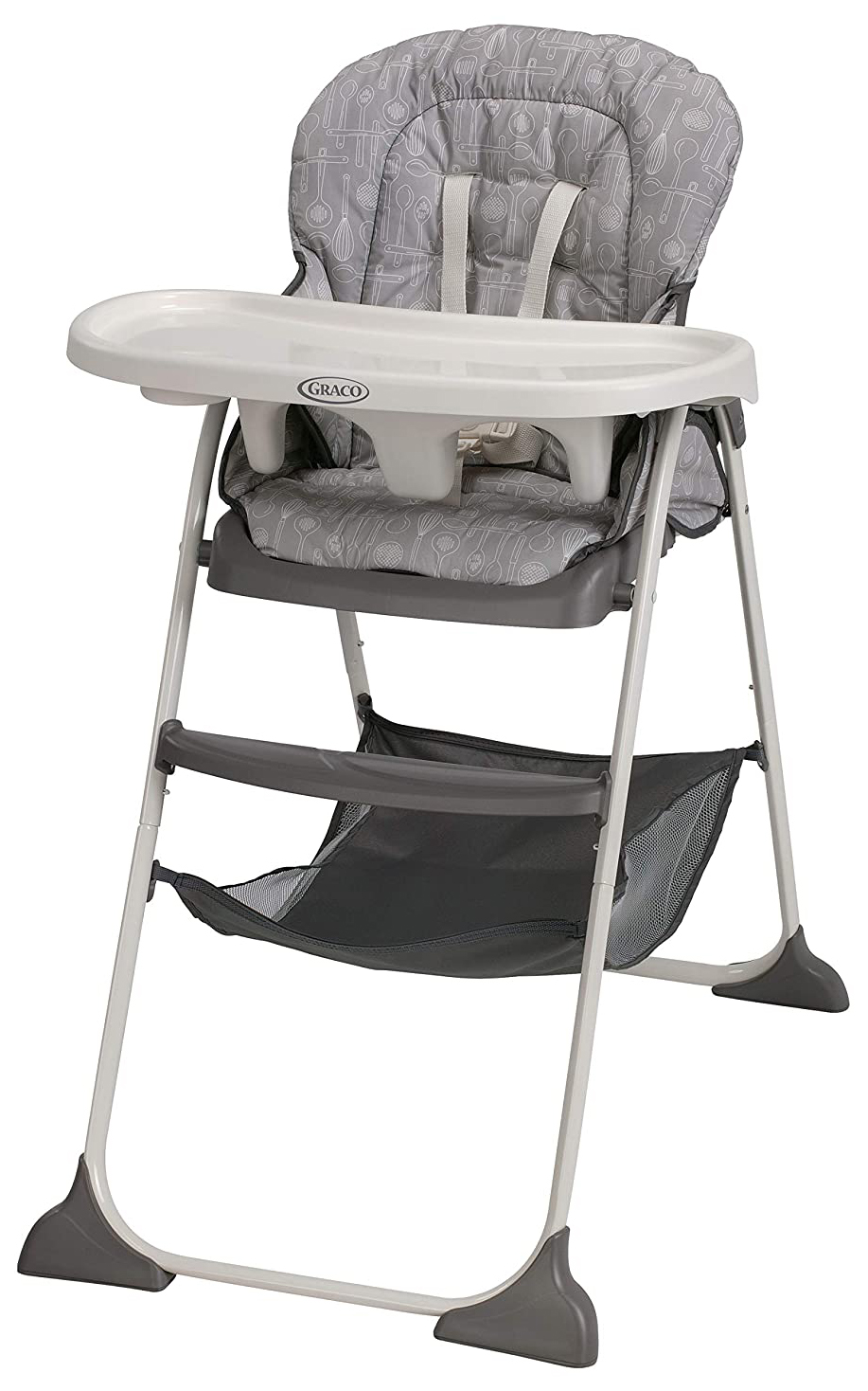 Graco Slim Snacker High Chair | Ultra Compact