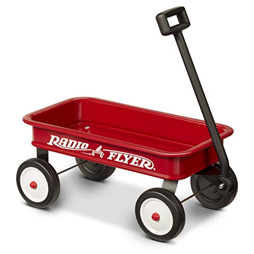 Radio Flyer My 1st Wagon, Folding Wagon for Kids