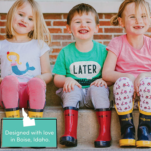 Best Rain Boots for Toddler